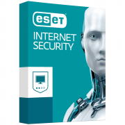 ESET Internet security 1pc